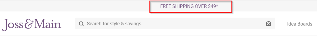 WooCommerce Checklist #7: Free Shipping Threshold