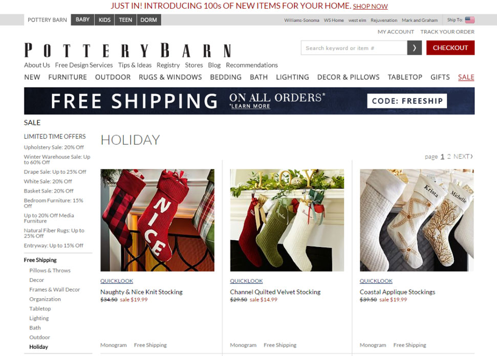 WooCommerce promotions: 21 Tactics To Drive More Holiday Sales