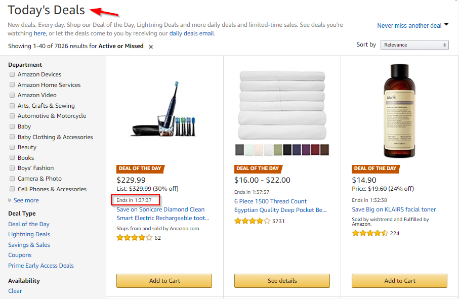 WooCommerce Deals: How To List...
